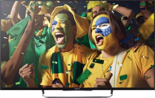 "Sony 50"" med full HD, 3D og Wifi"