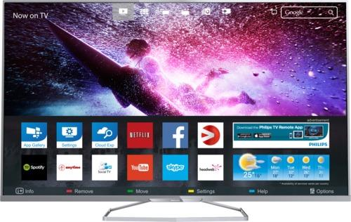 "Pen Philips 40"" Smart TV med Ambilight"