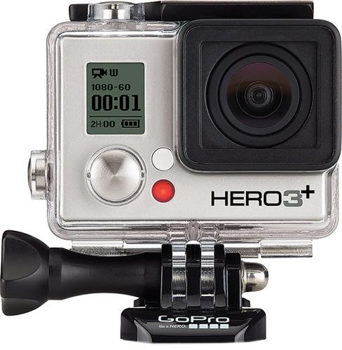 GoPro Hero 3+ Silver Edition - Optimert for action
