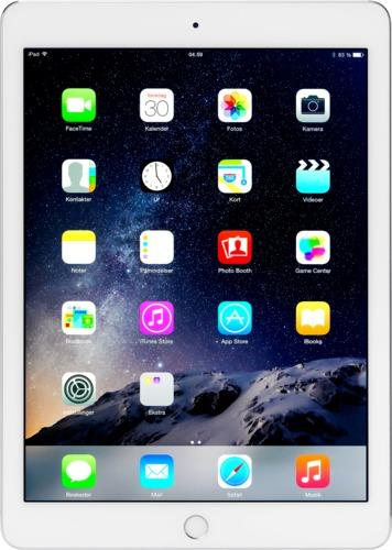 iPad Air 2 med Wi-Fi og 16GB - Sølv