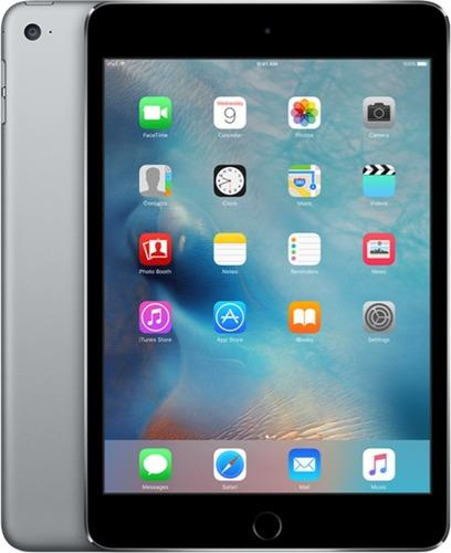 Apple iPad Mini 4 - 128 GB, 4G, space grey