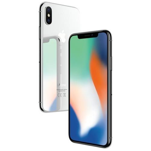 iPhone X - 256 GB, silver