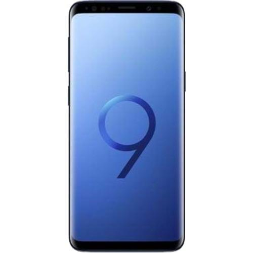 Samsung Galaxy S9 - 64GB, coral blue