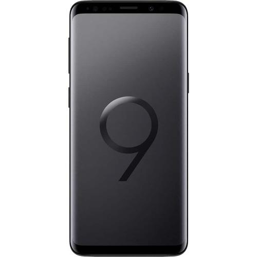 Samsung Galaxy S9 - 64 GB, svart