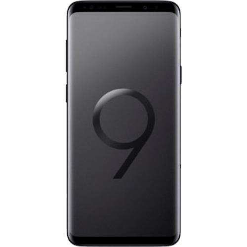 Samsung Galaxy S9 Pluss - 64 GB, svart