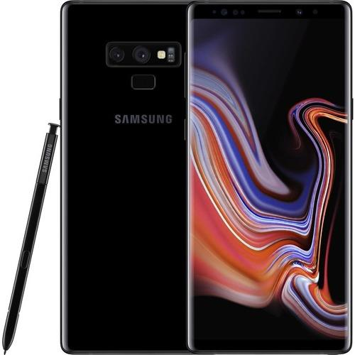 Samsung Galaxy Note 9 - 128 GB, svart