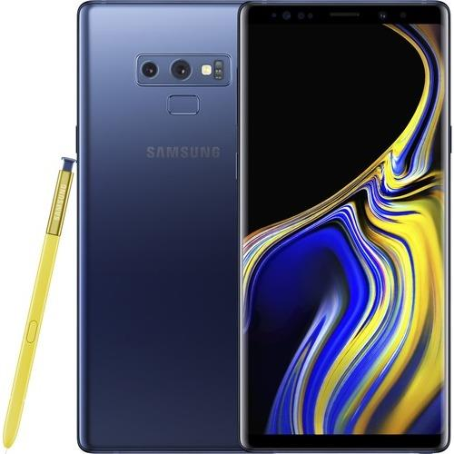 Samsung Galaxy Note 9 - 128 GB, blå