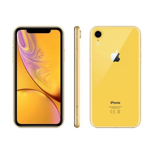 iPhone XR - 128 GB, Gul
