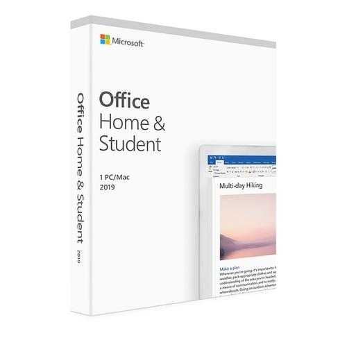 MS OFFICE HOME AND STUDENT2019